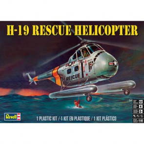Revell 1/48 H-19 Rescue Helicopter