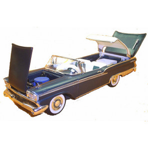 Revell 1959 Ford Galaxie Skyliner 1/25 Scale