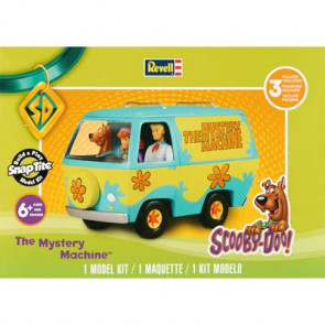 Revell 1/20 Scooby-Doo Mystery Machine