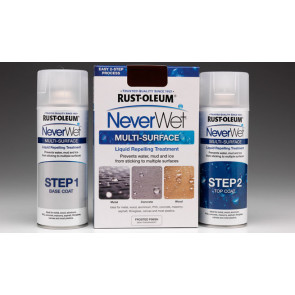 RUSTOLEUM 18 oz. NeverWet Multi-Purpose Spray Kit