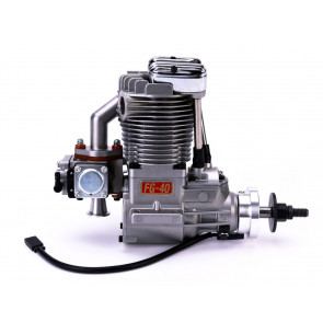 Saito FG-40 4-Stroke Gas Single Cylinder Engine: BQ