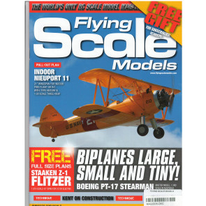 FLYING SCALE MODELS DECEMBER 2018