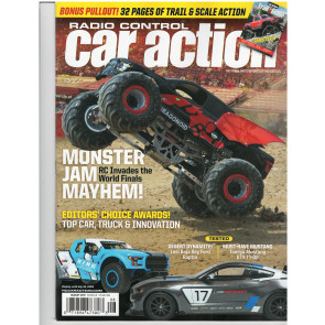 RC Car Action Magazine - August 2019