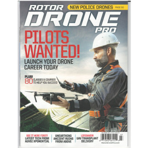 Rotor Drone Magazine - July/August 2019