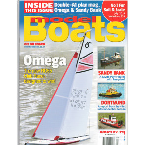 Model Boats Magazine - July 2019