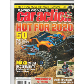 RC Car Action Magazine - January 2020