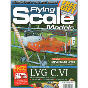 Flying Scale Models Magazine - July 2019