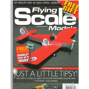 FLYING SCALE MODELS JUNE