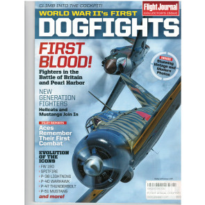 Flight Journal Flight Annual Magazine - Dogfights