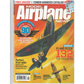 Model Airplane News Magazine - January 2019