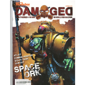 Damaged Weathered and Worn Models Magazine - Summer 2019