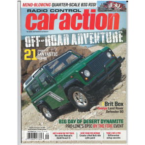 RC Car Action Magazine - September 2019