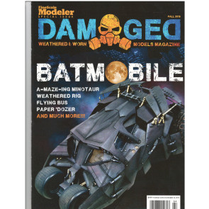 Damaged Weathered and Worn Models Magazine - Fall 2019