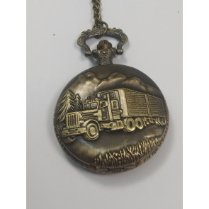 Graves RC Pocket Watch - Semi Truck