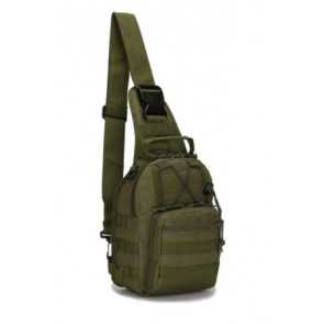 Graves RC Hobbies Tactical Shoulder Backpack, Green