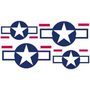 SIG STARS & BARS DECALS 7in & 10in