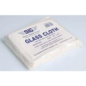 "SIG GLASS CLOTH  ULTRA LIGHT (.56 OZ) (26"" X 36"")"