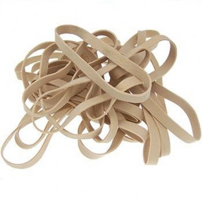 SIG RUBBER BANDS 1/4 LB 3X1/8 IN