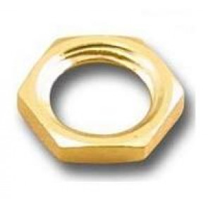 Graves RC Hobbies Gold Plated Hex Nut for SMA-Female Connector