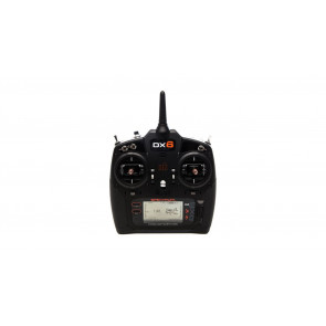 SPEKTRUM DX6 6-Channel DSMX Transmitter Gen 3 with AR6600T Receiver
