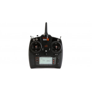 Spektrum DX6 6-Channel DSMX® Transmitter, Mode 2