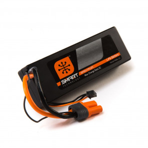 Spektrum 14.8V 5000 mAh 4S 30C Smart LiPo, Hardcase, IC5