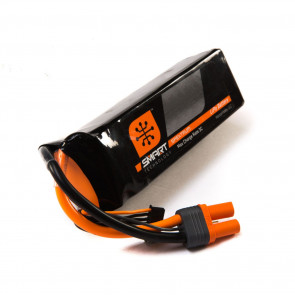 Spektrum 22.2V 5000 mAh 6S 30C Smart LiPo, IC5