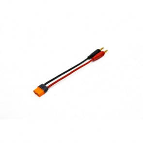"""Spektrum IC3 Device Charge Lead 6""""; 13 AWG / 4mm"""