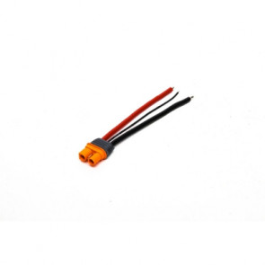 """Spektrum IC3 Battery Connector 4"""" / 100mm; 13 AWG"""