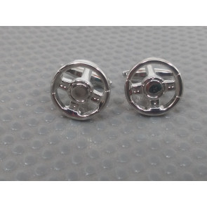 Graves RC Steering Wheel Cuff Links