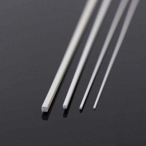 Graves RC Square Styrene Rod Assorted