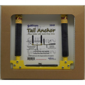 Sullivan Tail Anchor Plane Holder with Drop Arms
