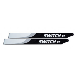 Switch Blades 603mm XF Premium Carbon Fiber Blades