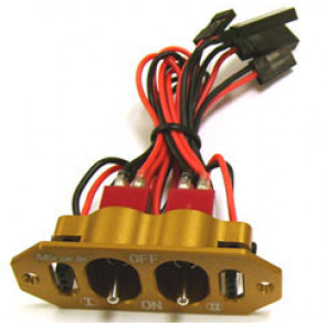 MIRACLE RC Dual Switch GOLD