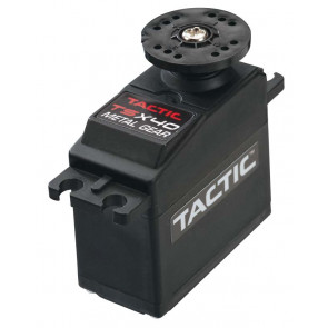 Tactic TSX40 Standard High-Speed Metal Gear 2BB Servo