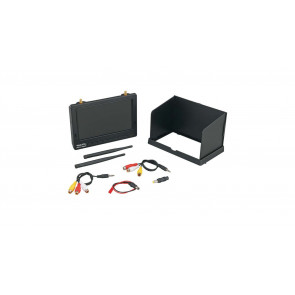 "Tactic FPV-RM 1/7"" HD FPV Monitor 5.8GHz, Dual Receivers"