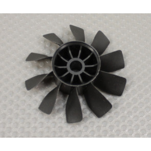 Shulman Aviation Fury Fan Rotor, 68mm, 10 Blade