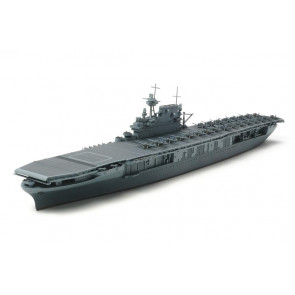 Tamiya - 1/700 US Aircraft Carrier Yorktown Plastic Model Kit