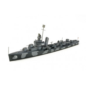 Tamiya - 1/700 Navy Destroyer DD412 Hammann Plastic Model Kit