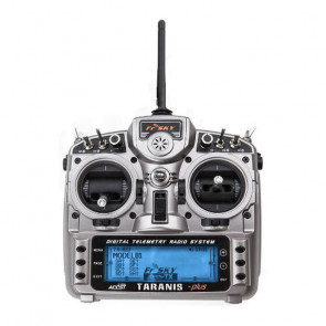 FrSky Taranis X9D PLUS 16CH Digital Telemetry Radio System, No Receiver, Cardboard Case