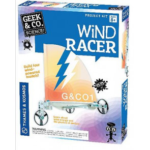 Thames & Kosmos Geek & Co. Wind Racer