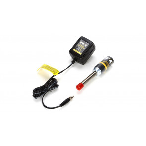 LOSI Twist Lock Glow Igniter and Charger Combo