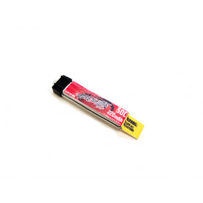 Thunder Power 220mAh 1-Cell/1S 3.7V FPV Adrenaline 80C LiPo, Ultra-Micro