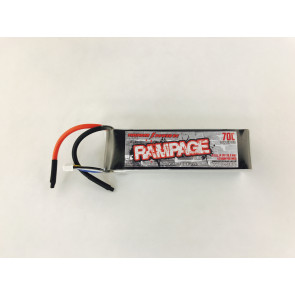 THUNDER POWER RC 2700MAH 4S 14.8V 70C RAMPAGE