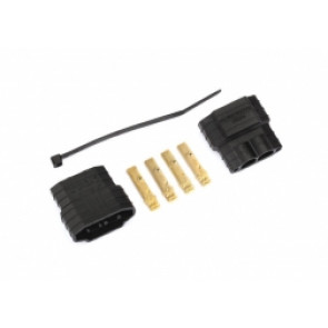 TRAXXAS CONNECTOR MALE (2) FOR ESC USE ONLY