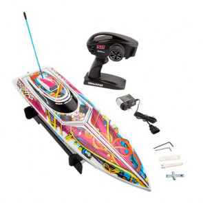 Traxxas Blast Waterproof Electric Race Boat TQ RTR