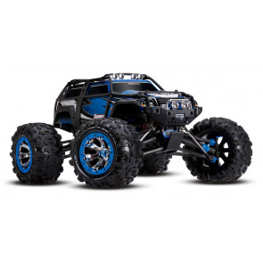 Traxxas Summit RTR 4WD EP Monster Truck w/ TQi 2.4GHz No Battery and Charger Blue