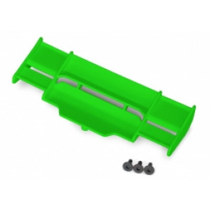 TRAXXAS WING GREEN