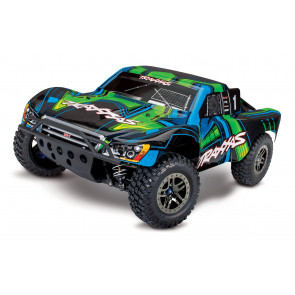 Traxxas Slash Ultimate 4x4 RTR Short Course Truck with TSM - Green