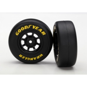 TRAXXAS TIRES AND WHEELS, ASSEMBLED